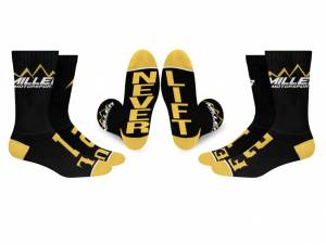 Miller Motorsports - NeverLift Team Socks