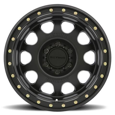 Method Race Wheels - Method Race Wheels 311 | Vex | Matte Black