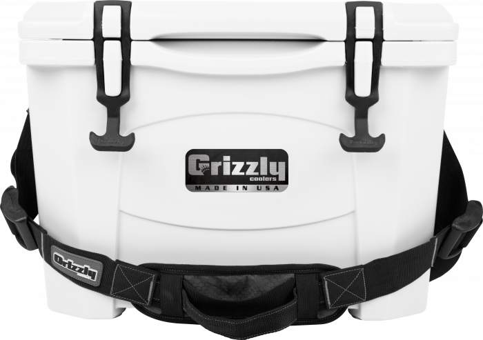 Grizzly Coolers - Grizzly 15 Cooler-G15 White