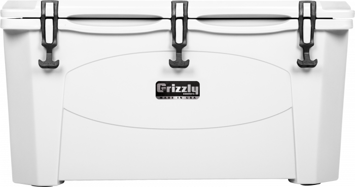Grizzly Coolers - Grizzly 75 Cooler-G75 White