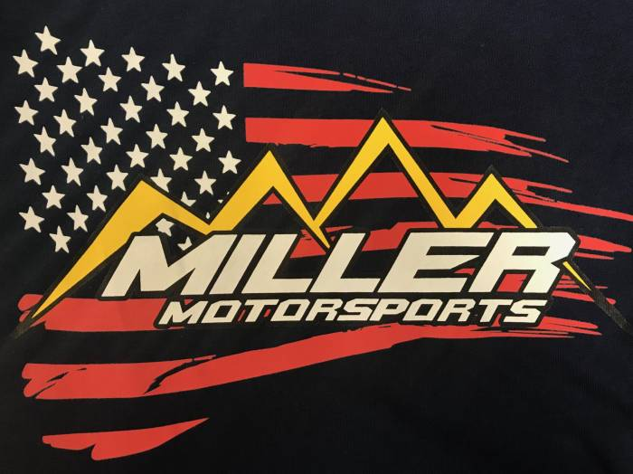 Miller Motorsports - Miller Motorsports Team America Shirt XL ONLY
