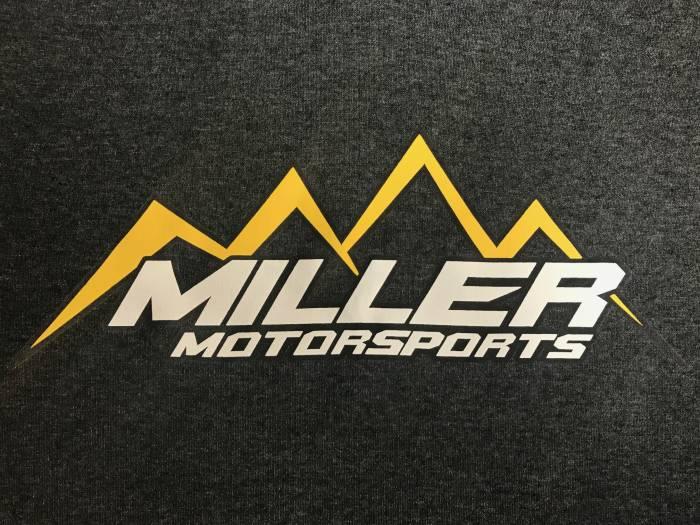 Miller Motorsports - Miller Motorsports Charcoal Pullover