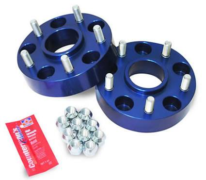 "Spidertrax Off-Road - Spidertrax Jeep 5 on 5"" x 1-1/2"" Thick Wheel Spacer Kit"