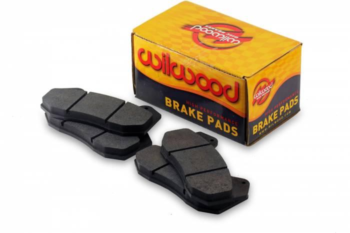 Wilwood  - Wilwood H Caliper Pads (6 Piston) WIL-15H-10726-K
