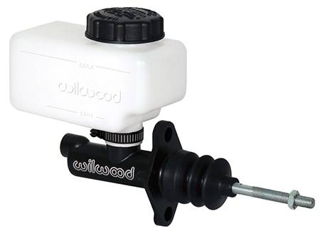 Wilwood  - Wilwood Master Cylinder, Aluminum, Black, .750 in. Bore, Universal, Kit WIL-260-10372