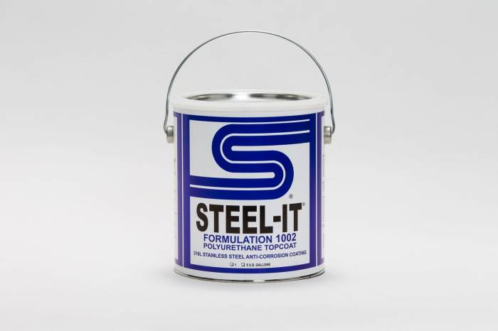 Steel-It - Steel-It Polyurethane Gallon Container 1002G