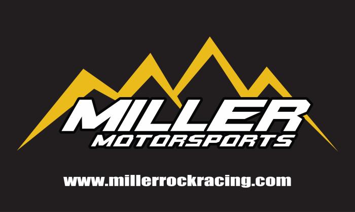 Miller Motorsports Banner