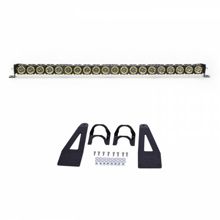 """KC HiLiTES - KC HiLiTES 40"""" KC FLEX LED Light Bar Mounting Kit for Can-Am Maverick UTV - #91326 91326"""