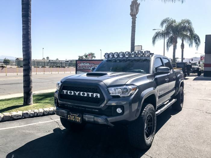 KC HiLiTES - KC HiLiTES Gravity LED Pro6 05-16 Toyota Tacoma 8-light Combo LED Light Bar ?Çô #91331 91331