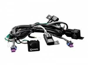 Electrical - Plumbing and Switches - KC HiLiTES - KC HiLiTES Wiring Harness for 12v Thin Ballast HID - KC #95602 95602