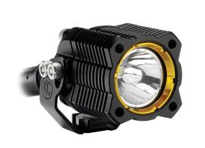 KC HiLiTES - KC HiLiTES KC FLEX Single LED Light (ea) - Spot Beam - KC #1270 1270