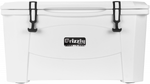 Accessories - Coolers - Grizzly Coolers - Grizzly 60 Cooler-G60 White