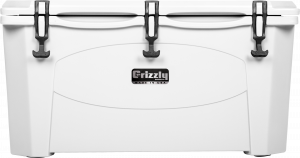 Accessories - Coolers - Grizzly Coolers - Grizzly 100 Cooler-G100 White