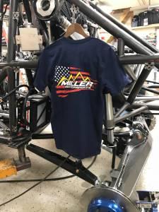 Miller Motorsports - Miller Motorsports Team America Shirt - Image 1