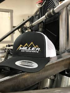 Apparel - New for 2018 - Miller Motorsports - Miller Motorsports Snapback Hat