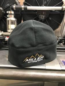 Apparel - New for 2018 - Miller Motorsports - Miller Motorsports Fleece Beanie Onesize
