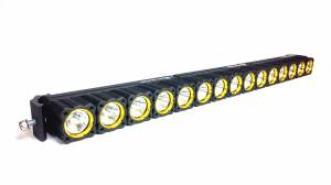 "Accessories - Lighting - KC HiLiTES - KC HiLiTES 30"" KC FLEX LED Light Bar System - Combo Beam - KC #276 276"
