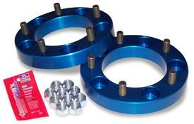 "Wheels & Spacers - Wheel Spacers - Spidertrax Off-Road - Spidertrax Suzuki 5 on 5-1/2"" x 1"" Thick Wheel Spacer Kit"