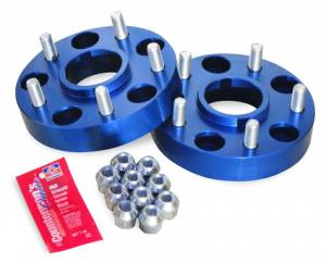 "Wheels & Spacers - Wheel Spacers - Spidertrax Off-Road - Spidertrax Jeep 5 on 5"" x 1-1/4"" Thick Wheel Spacer Kit"