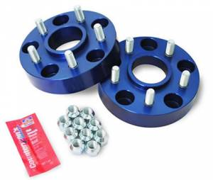 "Jeep  - Wheel Spacers - Spidertrax Off-Road - Spidertrax Jeep 5 on 5"" to 5 on 4-1/2"" Wheel Adapter Kit"