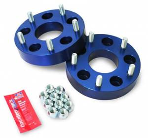 "Jeep  - Wheel Spacers - Spidertrax Off-Road - Spidertrax Jeep 5 on 5"" to 5 on 5-1/2"" Wheel Adapter Kit"