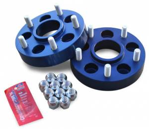 "Wheels & Spacers - Wheel Spacers - Spidertrax Off-Road - Spidertrax Jeep 5 on 4-1/2"" to 5 on 5"" Wheel Adapter Kit"