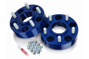 "Wheels & Spacers - Wheel Spacers - Spidertrax Off-Road - Spidertrax Jeep 5 on 4-1/2"" x 1-1/2"" Thick Wheel Spacer Kit"