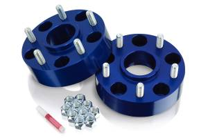 "Wheels & Spacers - Wheel Spacers - Spidertrax Off-Road - Spidertrax Jeep 5 on 5"" x 1-3/4"" Thick Wheel Spacer Kit"