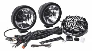 "KC HiLiTES - KC HiLiTES 6"" Pro-Sport with Gravity LED G6 Pair Pack System - Wide-40 Beam - #645 645"