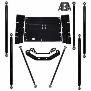 Long Arm Lift Kits - Long Arm Upgrade Kits - Rock Krawler Suspension - Long Arm Upgrade Off-Road Pro 97-02 Wrangler TJ Rock Krawler