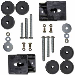 "Suspension - Jeep JLU - Rock Krawler Suspension - Rock Krawler Suspension Rear 1-4"" Bump Stops RK06726"