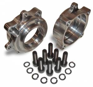 Axles - Axle Housing - Spidertrax Off-Road - Spidertrax  4 in. Housing Ends 4130 Chromoly UEC003