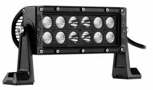 "Accessories - Lighting - KC HiLiTES - KC HiLiTES 6"" C SERIES C6 LED LIGHT BAR COMBO BEAM - KC #314 (SPOT/SPREAD BEAM) 314"