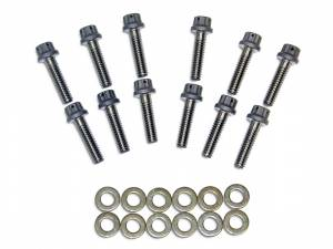 Wilwood  - Wilwood GT Rotor Bolt Kit WIL-230-8008
