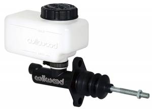 Brakes - Wilwood  - Wilwood Master Cylinder, Aluminum, Black, .750 in. Bore, Universal, Kit WIL-260-10372