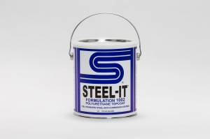 Steel-It - Steel-It - Steel-It Polyurethane Gallon Container 1012G Black