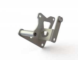 Miller Motorsports - LS Alternator Mounting Bracket