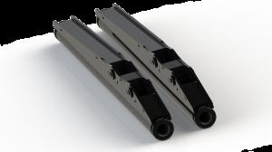 Miller Motorsports - Trailing Arm Link Kit - DIY, MM-SLTA-DIY