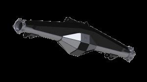 Miller Motorsports - MM Pro Rear Spidertrax Axle Bracket Kit - Narrow,  MM-RH005N