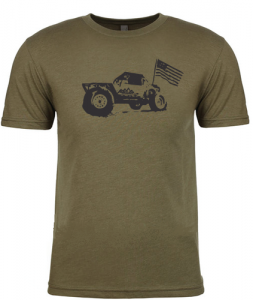 Apparel - Miller Motorsports - Miller Motorsports Freedom Shirt, Olive Drab S-2XL