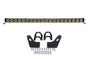"Accessories - Lighting - KC HiLiTES - KC HiLiTES 40"" KC FLEX LED Light Bar Mounting Kit for Yamaha YXZ1000R - #91324 91324"