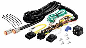 Electrical - Plumbing and Switches - KC HiLiTES - KC HiLiTES Add-On Wiring Harness - KC #6316 6316
