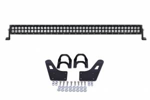 "Accessories - Lighting - KC HiLiTES - KC HiLiTES 40"" C-SERIES C40 LED Light Bar System for Yamaha YXZ1000R - #91323 91323"